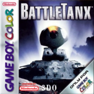 Battle Tanx Cover Art