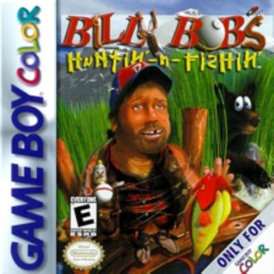 Billy Bob's Huntin' n Fishin' Cover Art