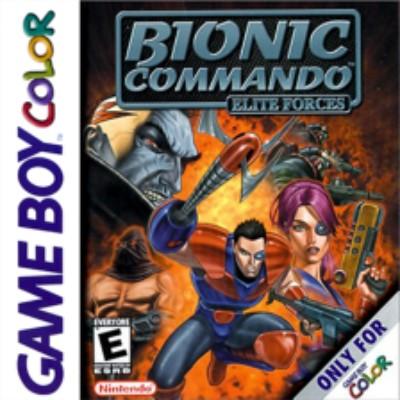 Bionic Commando: Elite Forces Cover Art