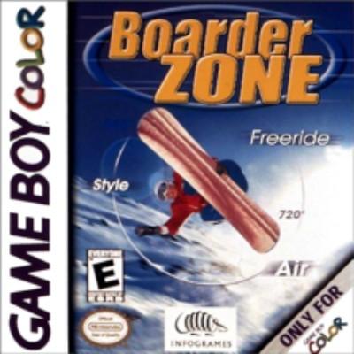 Boarder Zone Cover Art