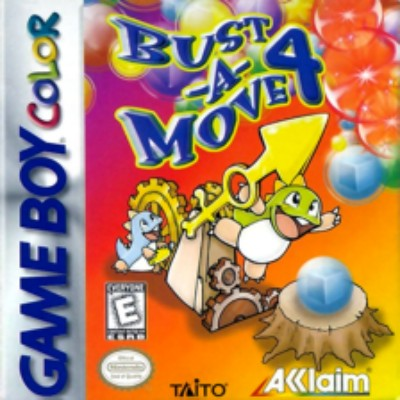 Bust A Move 4 Cover Art