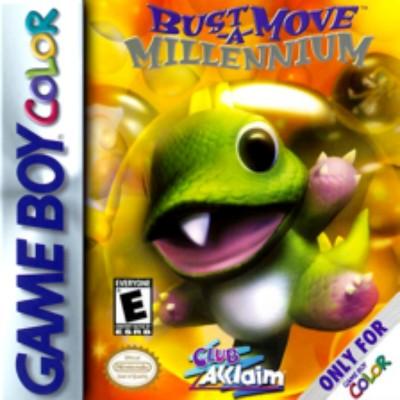 Bust A Move Millennium Cover Art