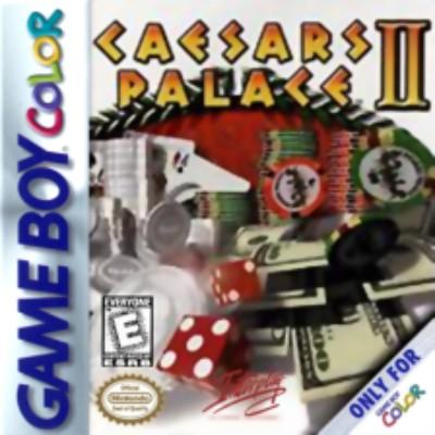 Caesars Palace II Cover Art