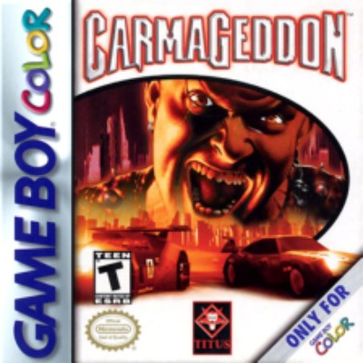 Carmageddon Cover Art