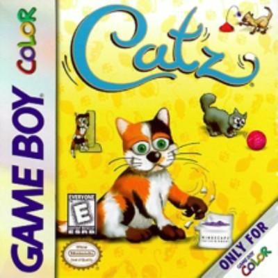 Catz Cover Art