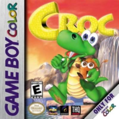 Croc Cover Art