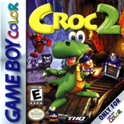 Croc 2 Cover Art