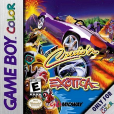Cruis'n Exotica Cover Art