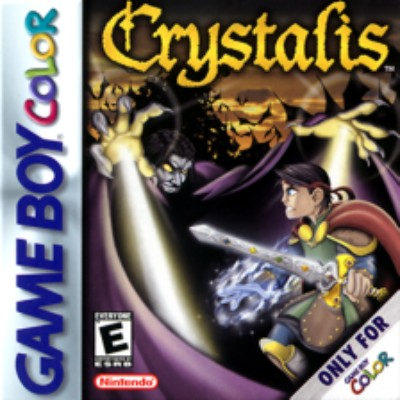 Crystalis Cover Art