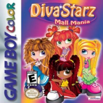 Diva Starz Mall Mania Cover Art