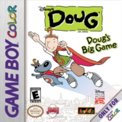 Doug's Big Game Cover Art