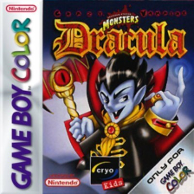 Dracula: Crazy Vampire Cover Art