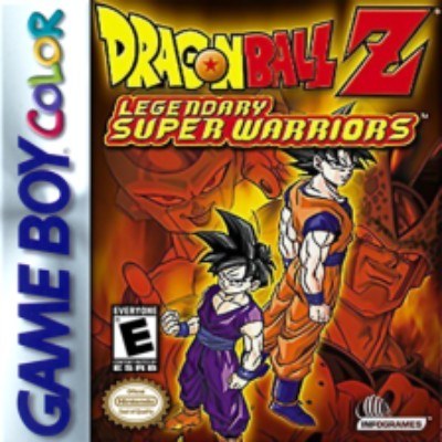 Dragon Ball Z: Legendary Super Warriors Cover Art