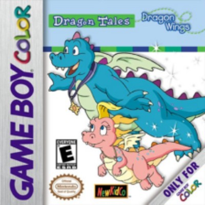 Dragon Tales: Dragon Wings Cover Art
