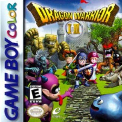 Dragon Warrior I & II Cover Art