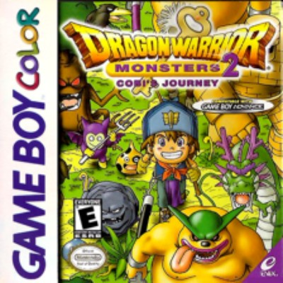Dragon Warrior Monsters 2: Cobi's Journey Cover Art
