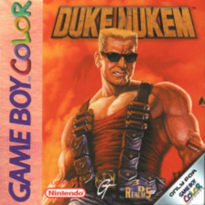 Duke Nukem Cover Art