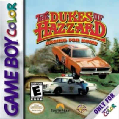 Dukes of Hazzard: Racing for Home Cover Art