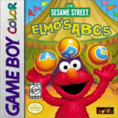 Elmo's ABCs Cover Art