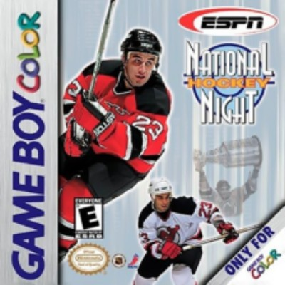 ESPN National Hockey Night Cover Art