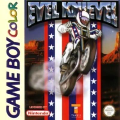 Evel Knievel Cover Art