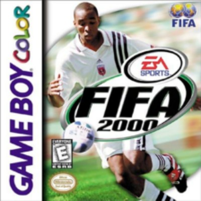 Fifa 2000 Cover Art
