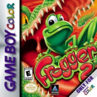 Frogger 2: Swampy's Revenge Cover Art