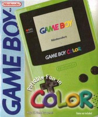 Game Boy Color [Kiwi] Cover Art
