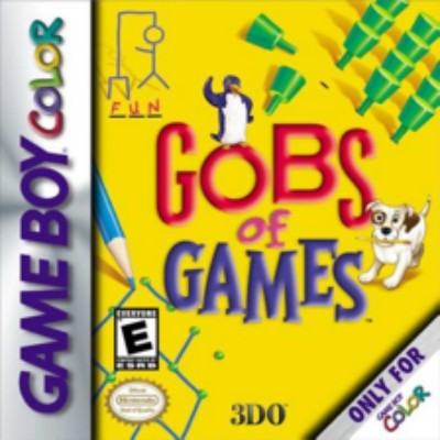 Gobs of Games Cover Art