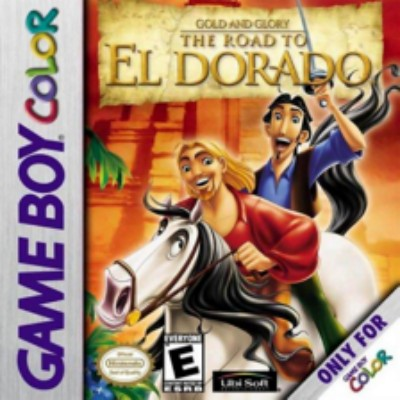 Road to El Dorado: Gold and Glory Cover Art