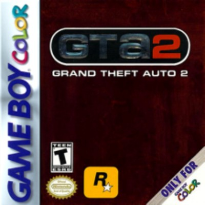 Grand Theft Auto 2 Cover Art