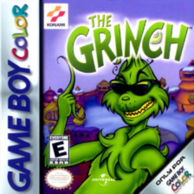 Grinch Cover Art