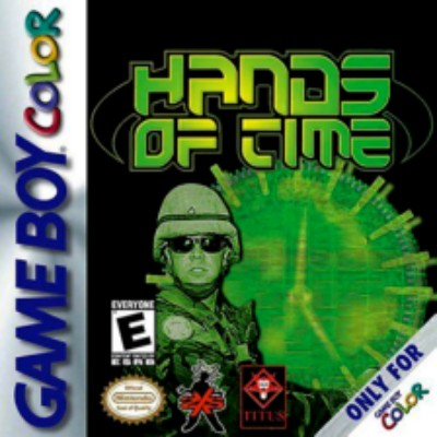 Hands of Time Cover Art