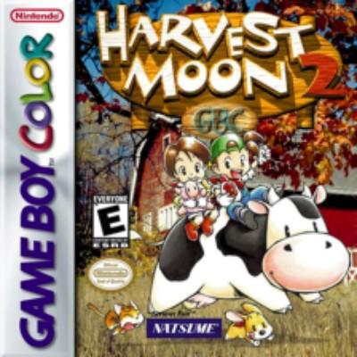 Harvest Moon 2 Cover Art