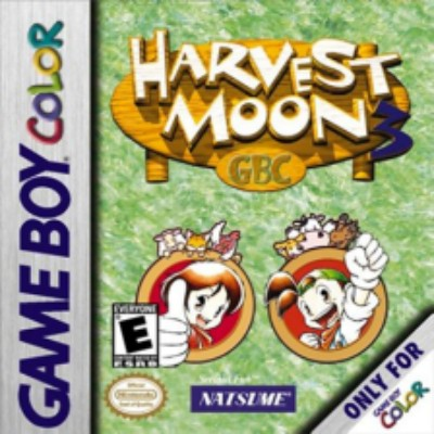 Harvest Moon 3 Cover Art