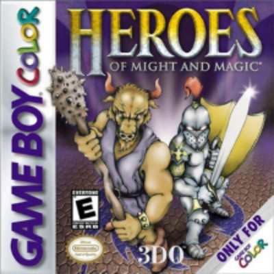 Heroes of Might & Magic Cover Art