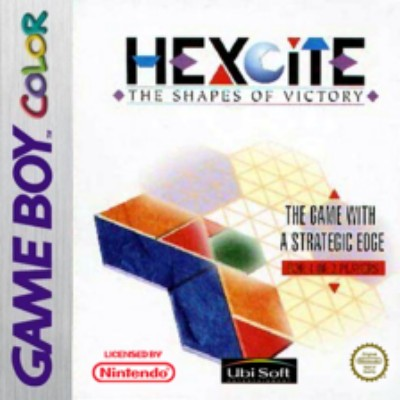 Hexcite: The Shapes of Victory Cover Art