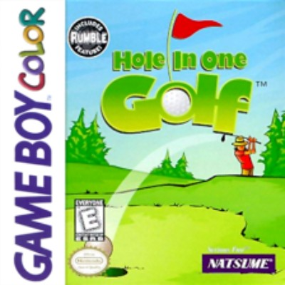 Hole in One Golf Cover Art