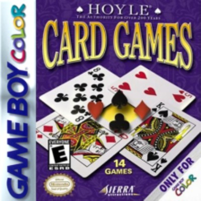 Hoyle Card Games Cover Art