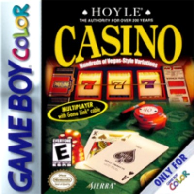 Hoyle Casino Cover Art