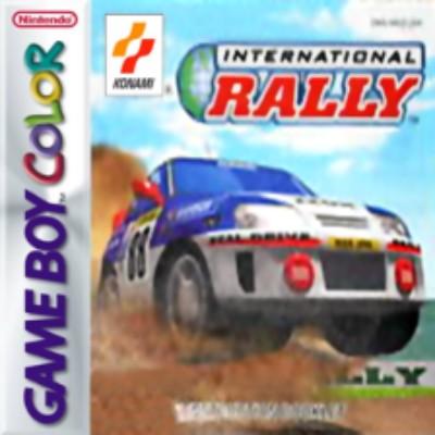 International Rally Cover Art