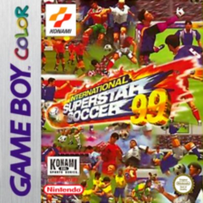 International Superstar Soccer '99 Cover Art