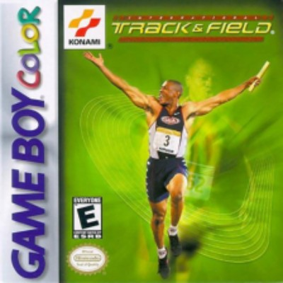 International Track & Field Cover Art
