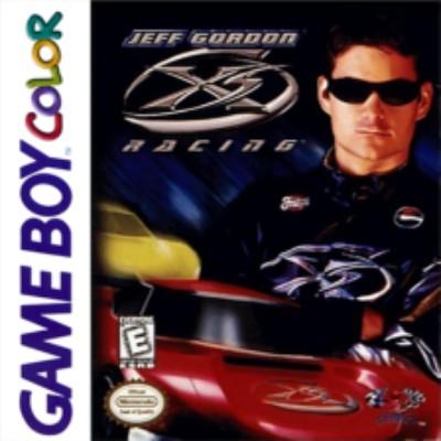 Jeff Gordon XS Racing Cover Art