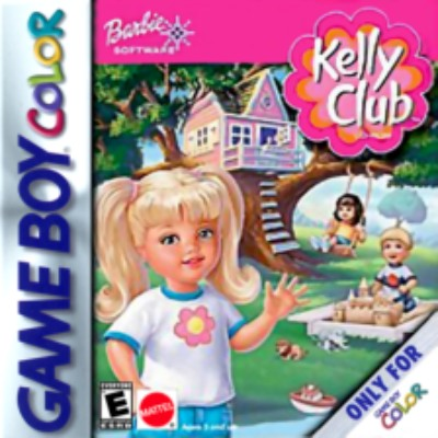 Kelly Club: Clubhouse Fun Cover Art
