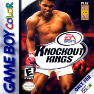 Knockout Kings Cover Art