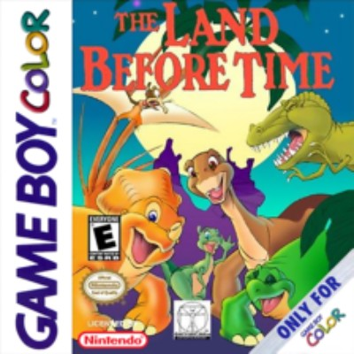 Land Before time Cover Art