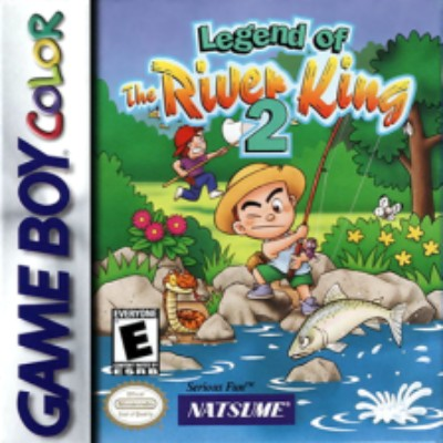 Legend of the River King 2 Cover Art