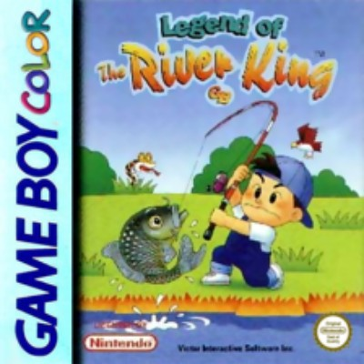 Legend of the River King Cover Art