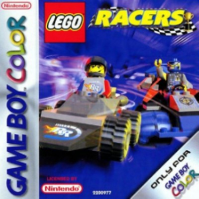 Lego Racers Cover Art